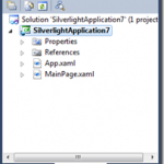 "How to Use ASP.NET ""Property Pages"" to create or host a Silverlight application in ASP.NET Site ?"
