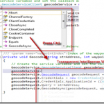 How to hide Intellisense window in Visual Studio while coding or debugging to view the code?