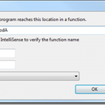 Set Breakpoint to multiple Functions at a same time in Visual Studio