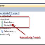 Generate Automatic Class Files Using Shortcut Key