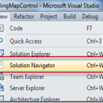 """View this as root"" – A Solution Navigator features in VS 2010 Productivity Power Tools"