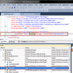 How to Debug XAML Data Bindings in Silverlight 5 Beta ?