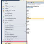 How to Use IIS Express for all new file based web sites and projects ?