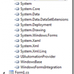 Hosting a WPF control inside a Windows Form