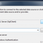 Use Visual Studio Server Explorer to Add New or Existing SQL Server CE Database