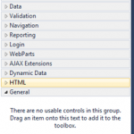 Search Toolbox controls in Visual Studio 2011