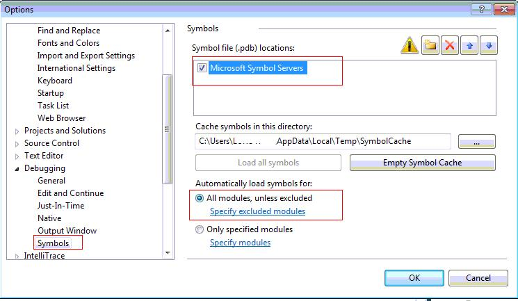 jstcode1 Looking at .NET Source code from Visual Studio