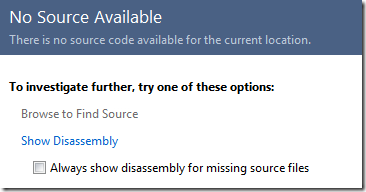jstcode6 Looking at .NET Source code from Visual Studio