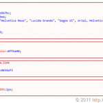 CSS Editor Hierarchical Indentation in Visual Studio 2011 Developer Preview