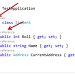 Find the References Easily – Code Reference Indicator in Visual Studio 2013 Preview