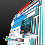 Turning Your Websites into 3D View | Firefox 3D DOM Viewer
