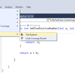Exploring and Managing Unit Tests Using Test Explorer in Visual Studio