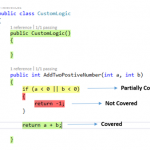 How to customize color settings for Code Coverage Result in Visual Studio ?