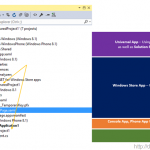 Using Shared Project across multiple applications in Visual Studio 2015