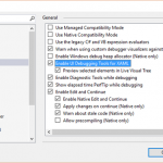 Enabling Live XAML Debugging in Visual Studio