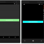 Customizing Controls for different platforms (Android, iOS, and Windows Phone) using Renderer for Xamarin Forms