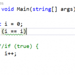 Avoid code warnings being missed or ignored : Treating Warnings as Errors in Visual Studio
