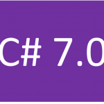 Expression – Bodied Members in C# 7.0